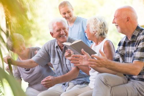 senior housing and memory care
